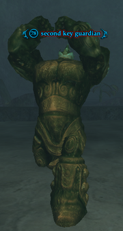 Second key guardian