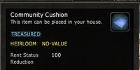 Community Cushion