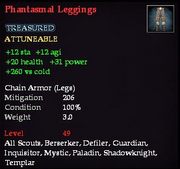 Phantasmal Leggings
