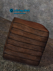 A living chest