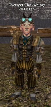 Overseer Clackwhinge