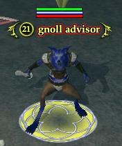 Gnoll advisor