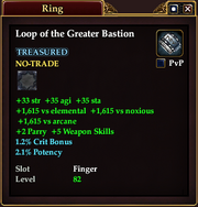 Loop of the Greater Bastion