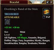 Overking's Band of the Stoic