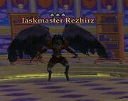 NPC Taskmaster Rehirz