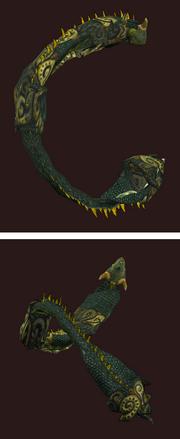 Draft Eel Plushie (Visible)