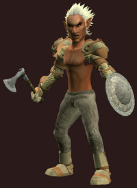 Steelguard (Armor Set) (Visible, Male)