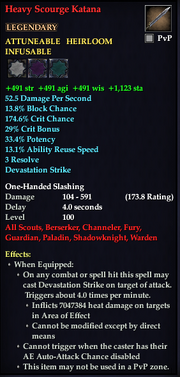 eq spell effects
