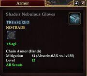 Shade's Nebulous Gloves