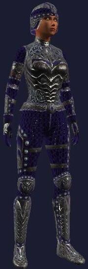 Battleshaman's Chainmail (female)