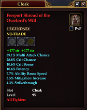 Freeport Shroud of the Overlord's Will