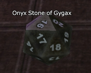 Onyx Stone of Gygax (Visible)