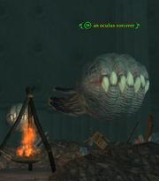An oculus sorcerer