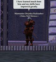 Warmaster Deynka Packlasher