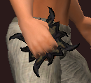 Stonebrunt Pouch of Blunt Knives (Equipped)