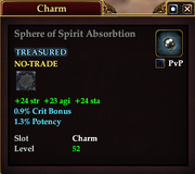 Sphere of Spirit Absorbtion