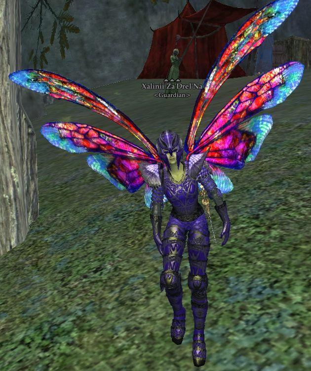 Eq2 arasai wings