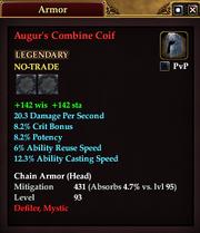 Augur's Combine Coif