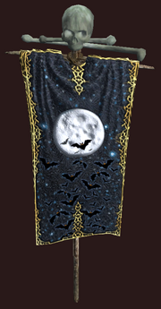 Ghoulish Night Banner (Visible)