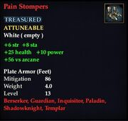 Pain Stompers