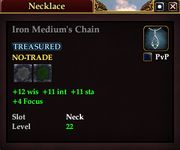 Iron Medium's Chain