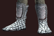 Resilient Grandmaster's Foot Wraps (Equipped)