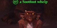 A Sootfoot whelp