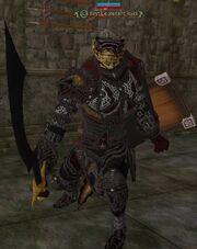First Lieutenant Rixol