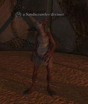 A Sandscrawler diviner
