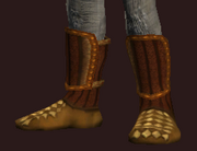 Elysian Boots of the Darkblade (Equipped)