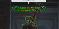 Selgrak the Monster