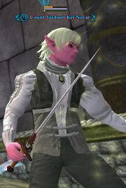 Count Valdoon Kel'Novar