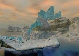 Frostfang sea