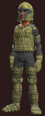 Orclord Brigandine (Armor Set) (Visible, Male)