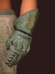 Iron Vanguard Gauntlets (Equipped)