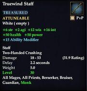 Truewind Staff