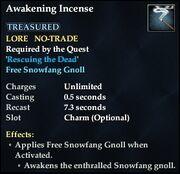 Awakening Incense