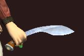 Bloody Ykeshan Short Sword (Equipped)