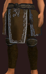 Stitched Pants of the Circling Destiny (Equipped)