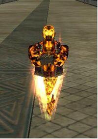 Fiery Magician V (Adept)