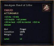 Amalgam Band of Lithe