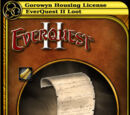 A tax-free Gorowyn housing license