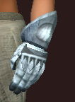 Myrmidon's Gauntlets of the Citadel (Equipped)