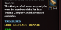 Russet Bracers of the Far Seas Traders