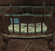 Venerable Crib (Visible)