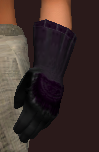 Venerable Gloves of the Stormbringer (Equipped)