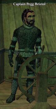 Captain Pegg Bristol