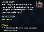 Drake (Fury)