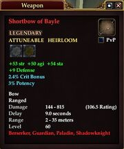 Shortbow of Bayle