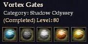 Vortex Gates